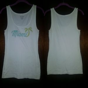 Old Navy Miami Tank Size L